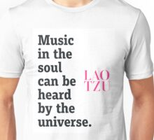 Zen quote  Unisex T-Shirt