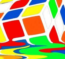 Rubik's Cube Cool Geek Sticker