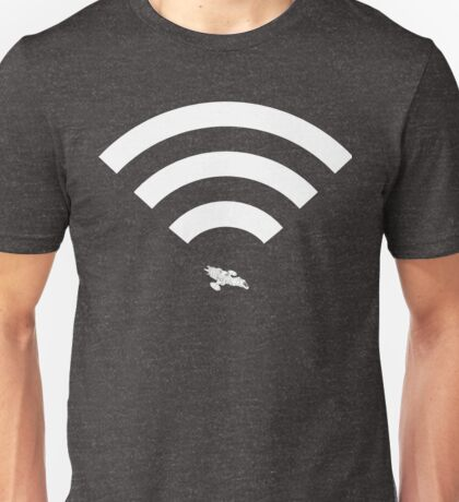 Can't Stop the Signal v2 Unisex T-Shirt
