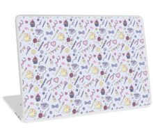 Craft Pattern Laptop Skin