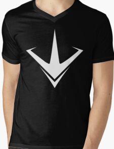 Paragon (White) Mens V-Neck T-Shirt