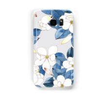 Magnolia in Spring Samsung Galaxy Case/Skin