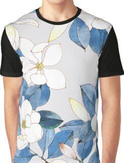 Magnolia in Spring Graphic T-Shirt