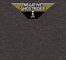 Negative Ghostrider the Pattern is Full - Jolly Roger ed. Unisex T-Shirt