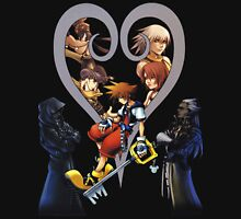 Kingdom Hearts Family T-Shirt