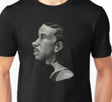 The Klaw (black background) Unisex T-Shirt