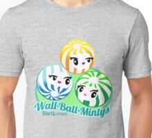 Wall Ball Mintys Unisex T-Shirt
