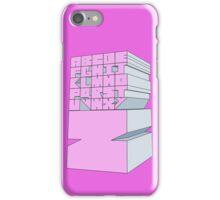 Z's Alphabet iPhone Case/Skin