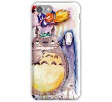 The Amazing Ghibli iPhone Case/Skin