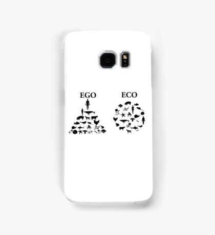 Eco vs. Ego Samsung Galaxy Case/Skin