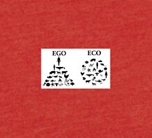 Eco vs. Ego Tri-blend T-Shirt
