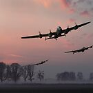 Dambusters departing by Gary Eason