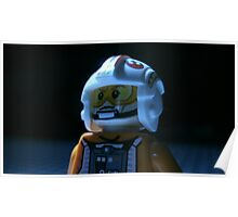 Lego Rebel Pilot Poster