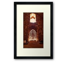 Old City in Famagusta, Cyprus Framed Print
