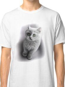 british shorthair kitten /Agat/ Classic T-Shirt