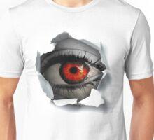 The Red Eye Unisex T-Shirt