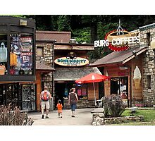 """""""Gatlinburg, Tennessee, Series, #1, Family Time""""... prints and products Photographic Print"""