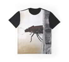 berlin tacheles, insect out of the house Graphic T-Shirt