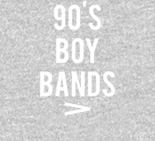90's boy bands Unisex T-Shirt