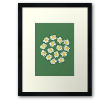 Bunch of Daisies Framed Print