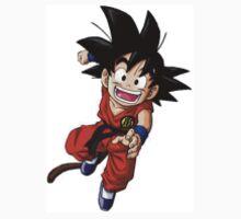 Kid Goku Baby Tee