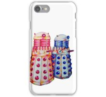 Exterminate ! iPhone Case/Skin