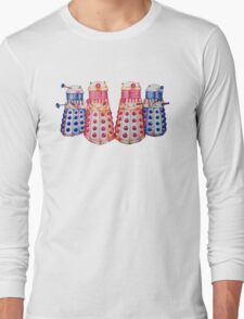 Exterminate ! Long Sleeve T-Shirt