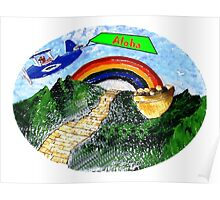 Pot O' Gold...Filled with Aloha Poster