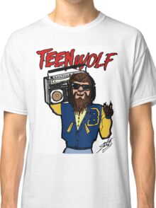 Teen Wolf Michael J Fox T-shirt for Adults