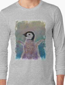 Baby Penguin Long Sleeve T-Shirt