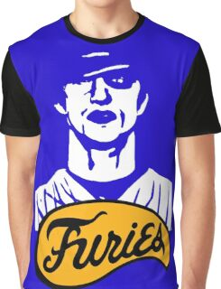 The Warriors Baseball Furies Graphic T-Shirt