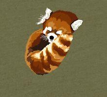 Muscle Zoo Red Panda Tri-blend T-Shirt