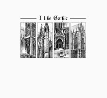 I like gothic - ink graphic Unisex T-Shirt