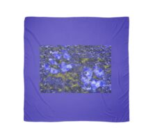 EmporiumBarnie blue and yellow paw prints design Scarf