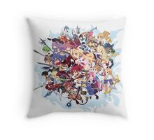 Disgaea Throw Pillow