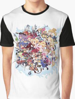 Disgaea Graphic T-Shirt