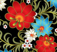 Floral Pattern Sticker