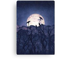Midnight Chorus Canvas Print