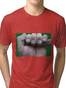 hand Tri-blend T-Shirt