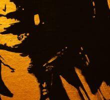 Goldstilskin  Sticker