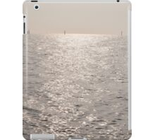 Shimmering Sea View iPad Case/Skin