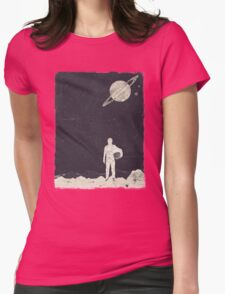 Explorer   Womens Fitted T-Shirt