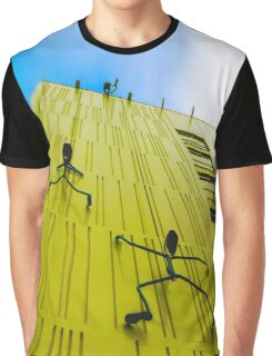 I can see the pub from here!! Graphic T-Shirt