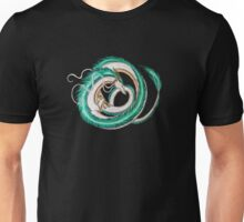 Haku dragon - Spirited Away Unisex T-Shirt