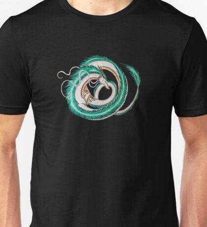 Haku dragon - Spirited Away Unisex T-Shirt