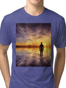 Beach Life 007 Tri-blend T-Shirt