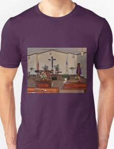 preparing for Easter Unisex T-Shirt