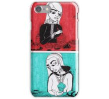 Sovereigns Hate Sweets - Red and Blue iPhone Case/Skin