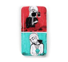 Sovereigns Hate Sweets - Red and Blue Samsung Galaxy Case/Skin