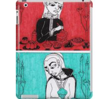 Sovereigns Hate Sweets - Red and Blue iPad Case/Skin